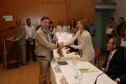 La nueva ministra de Agricultura conoce perfectamente Bodegas Viña Vilano y la calidad de sus vinos