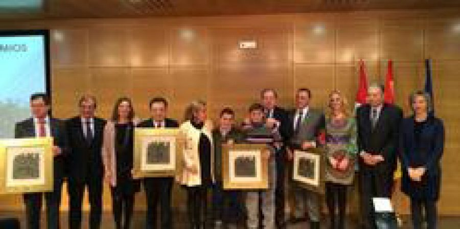 Bodegas Viña Vilano, mejor empresa cooperativa del año en Castilla y León