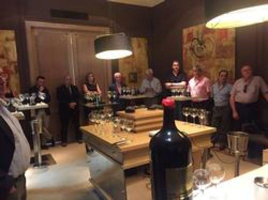 Bodegas Viña Vilano organiza una cata en Madrid con todos sus vinos de 2015