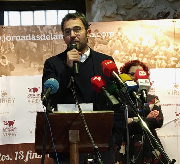 Los vinos Viña Vilano riegan las 43as Jornadas de la Matanza del Virrey Palafox