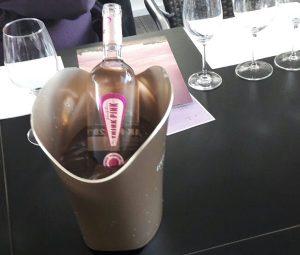 Think Pink, el nuevo rosado de Viña Vilano