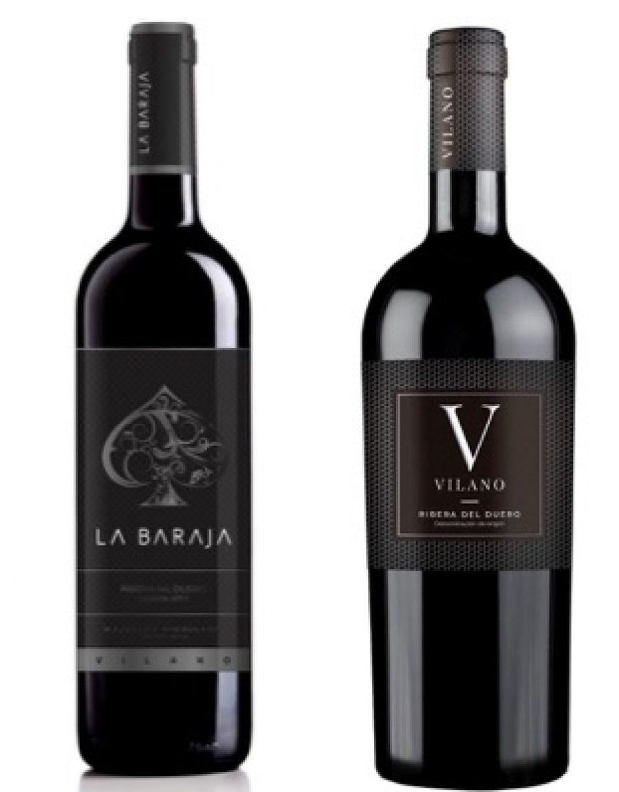 Exitosa presentación de las dos nuevas referencias de Bodegas Viña Vilano, La Baraja y Vilano,en ProWein 2018