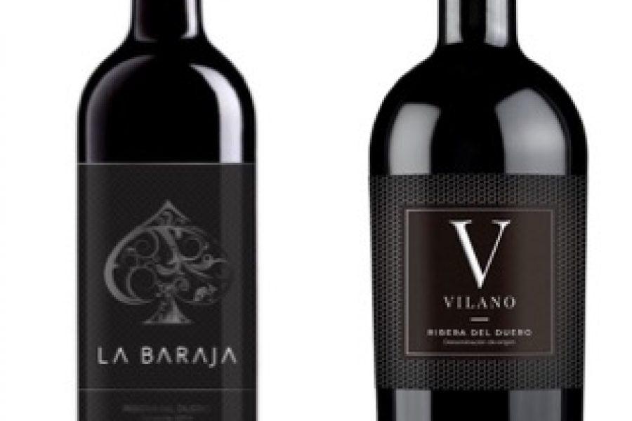 Bodegas Viña Vilano launched two new references at Prowein 2018: Vilano and La Baraja