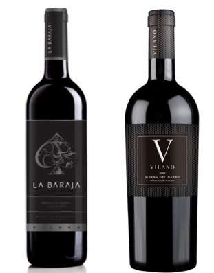 Bodegas Viña Vilano launched two new references at Prowein 2018: Vilano and La Baraja