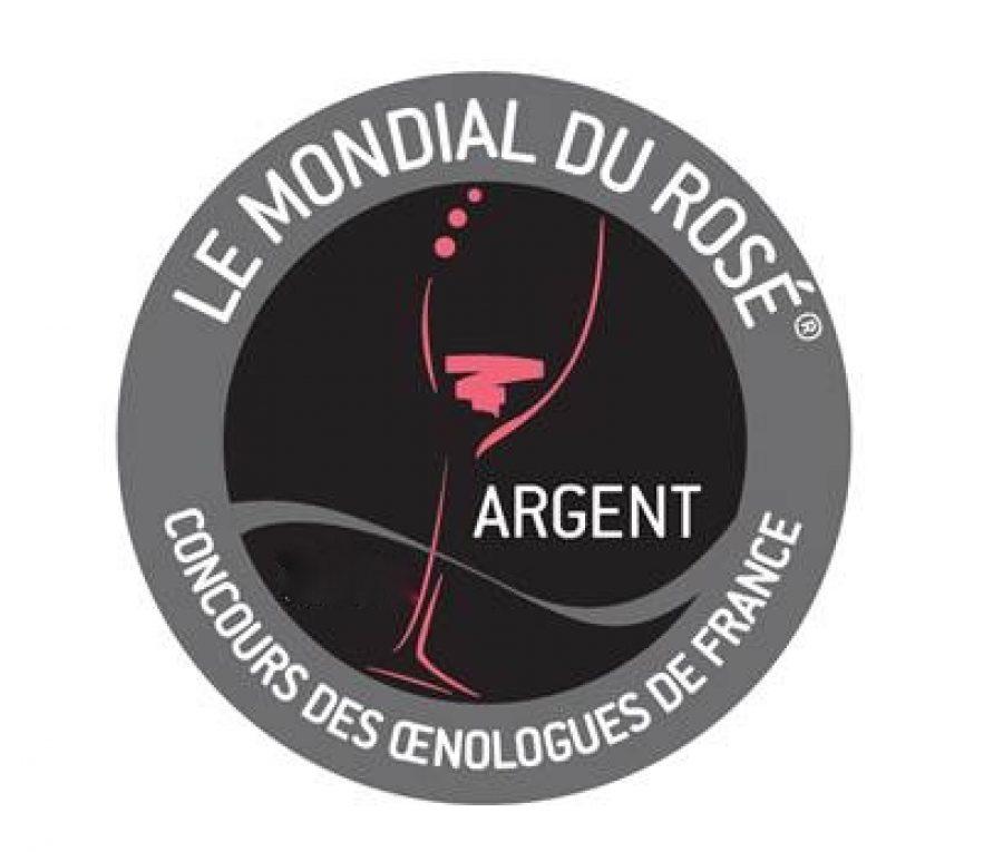 """Viña Vilano rosado 2017 se alza con la medalla de plata en la 15ª edición del concurso internacional """"Le Mondial du Rosé"""""""