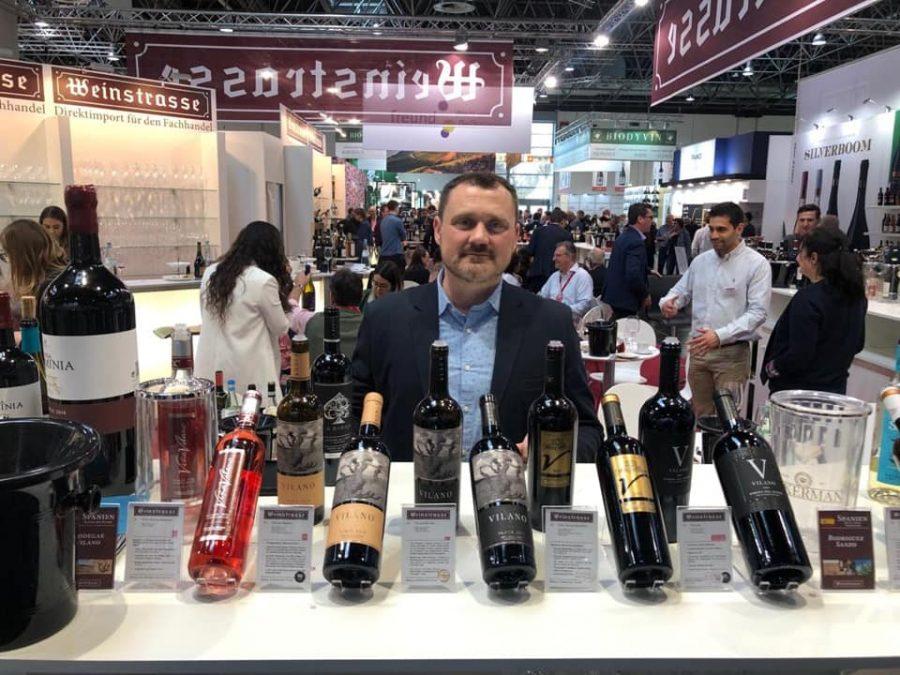 Viña Vilano afianza su nueva imagen y estrategia de premiunización en Prowein 2019